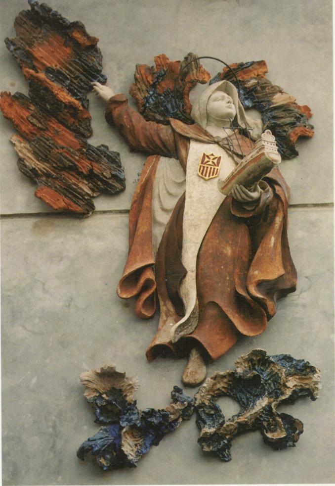 Santa María de Cervellón - Alfredo R. Vázquez